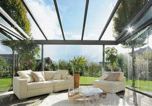 Glass Patio Roofs