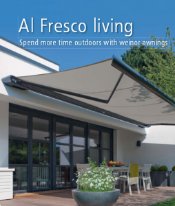 Patio Awnings Brochure