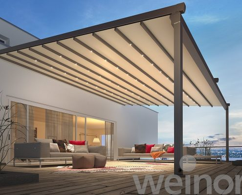 pergotex II awning weinor 2