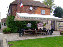 Pub Beer Garden Awnings, Bristol, Bath & The South West