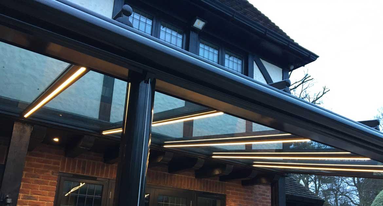 Verandas Bristol Patio Covers Savills The Awning