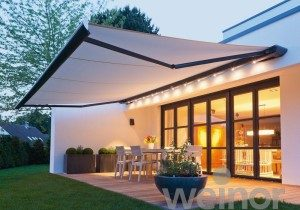 Weinor Zenara LED